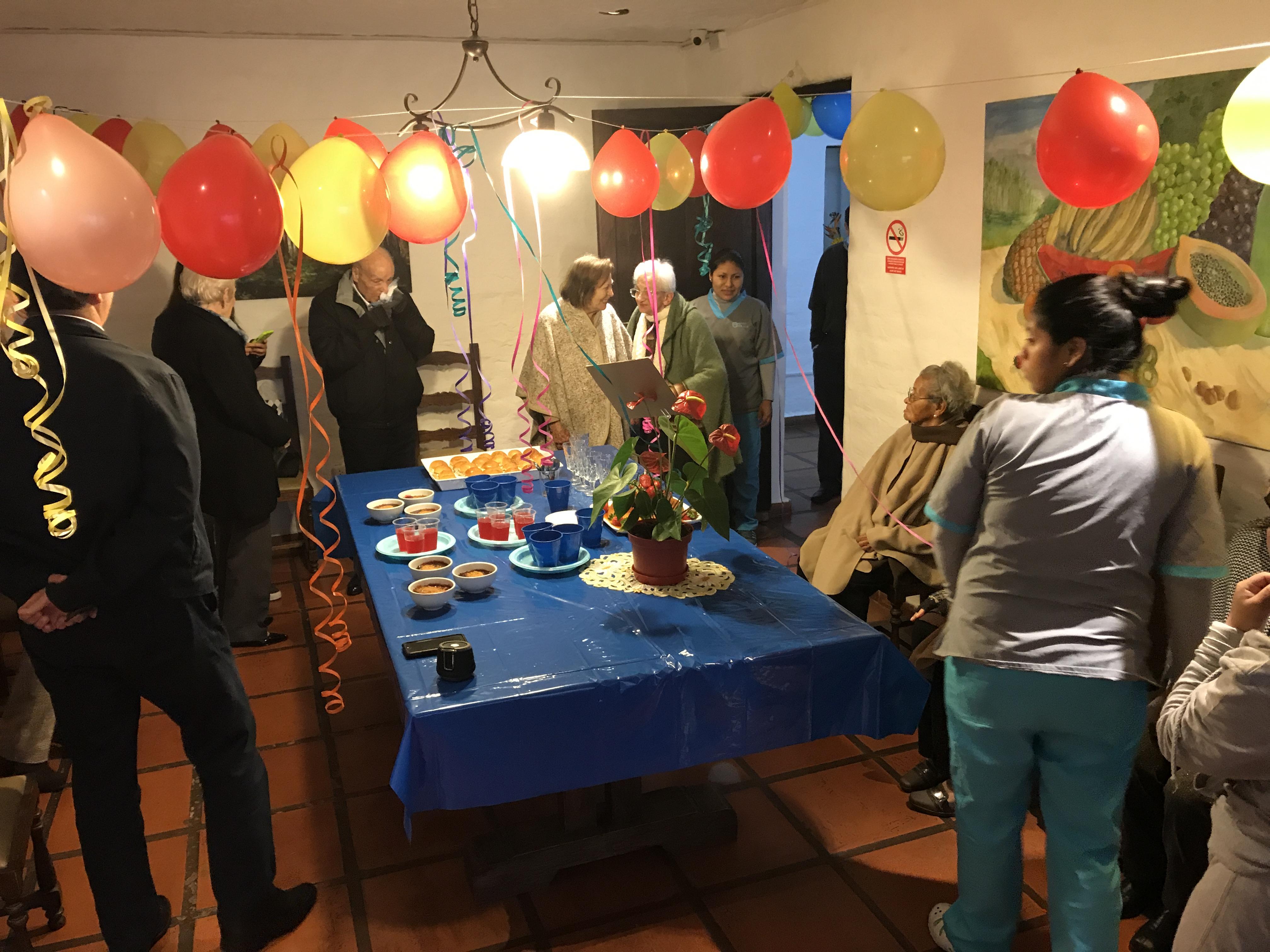 Cumpleaños Antonio