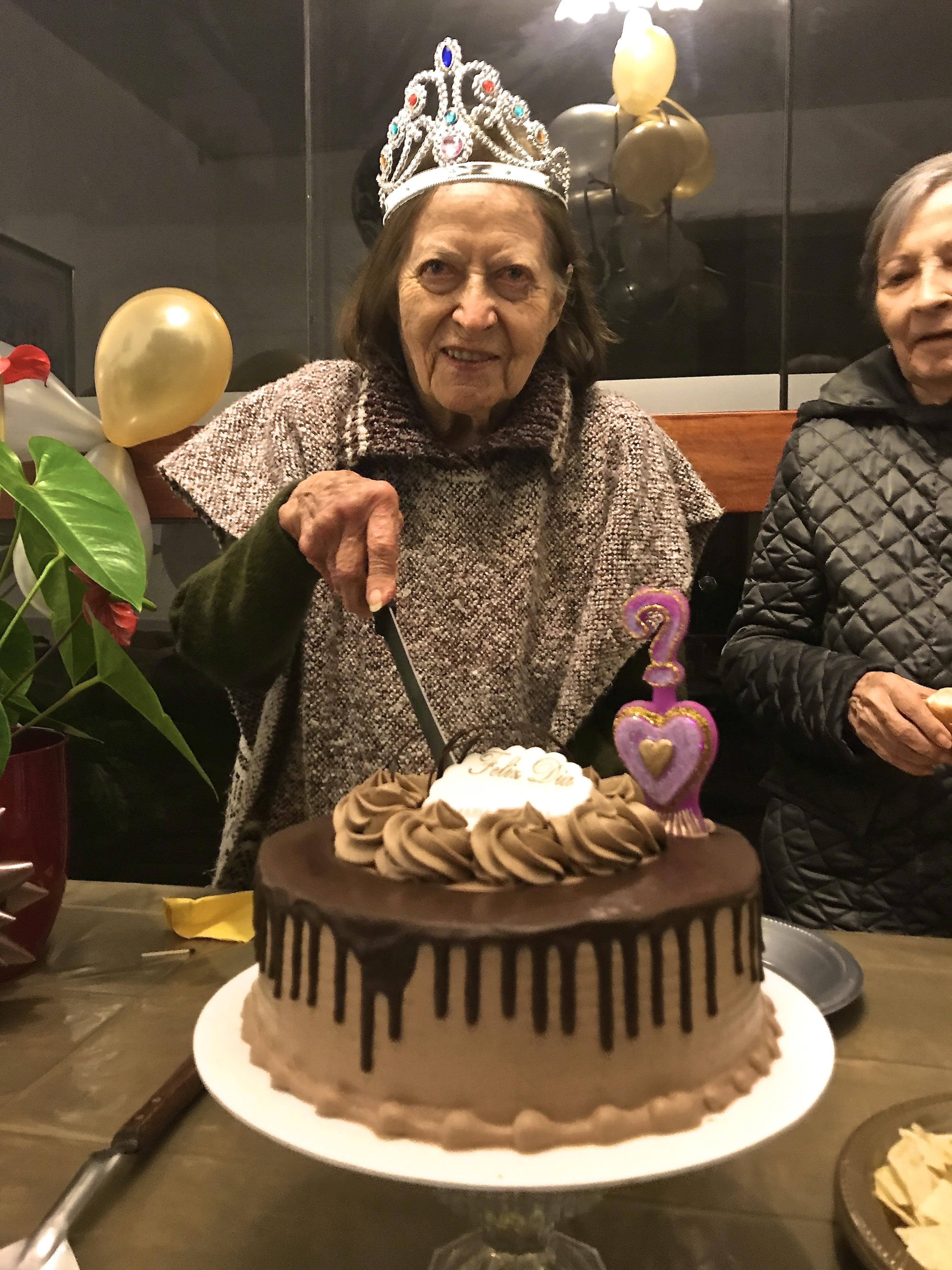 Cumpleaños Maria Eugenia
