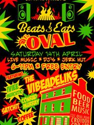 Beats & Eats @ The Oval
