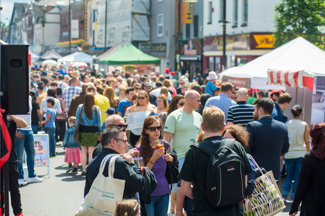 The Croydon Food Festival breaks attendance records!