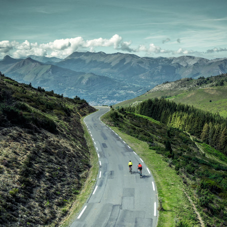 Training for the Col du Tourmalet and friends, part 4: adding volume