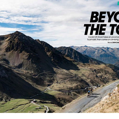 Cyclist Off-Road magazine rode epic gravel with us