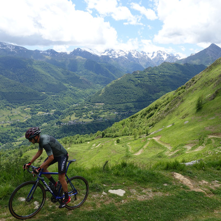31 switchbacks – a Pyrenean gravel adventure