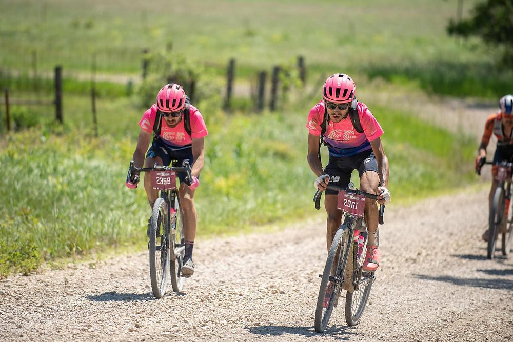 gravel cycling racing, Dirty Kanza 200, DK200, gravel bike, EF Rapha