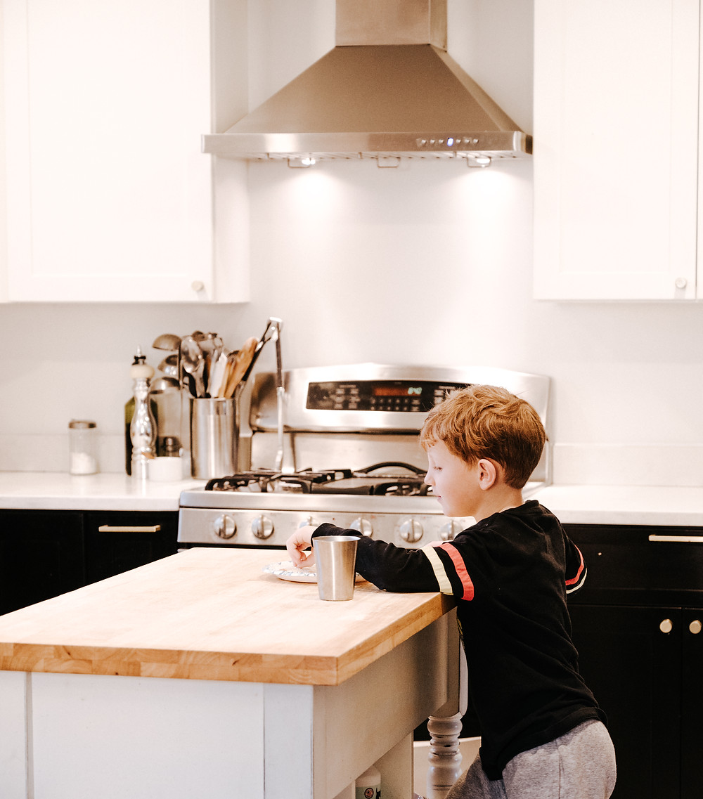 Mom of three and dietitian Nora Shank talks about how to help you and your kids eat less sugar