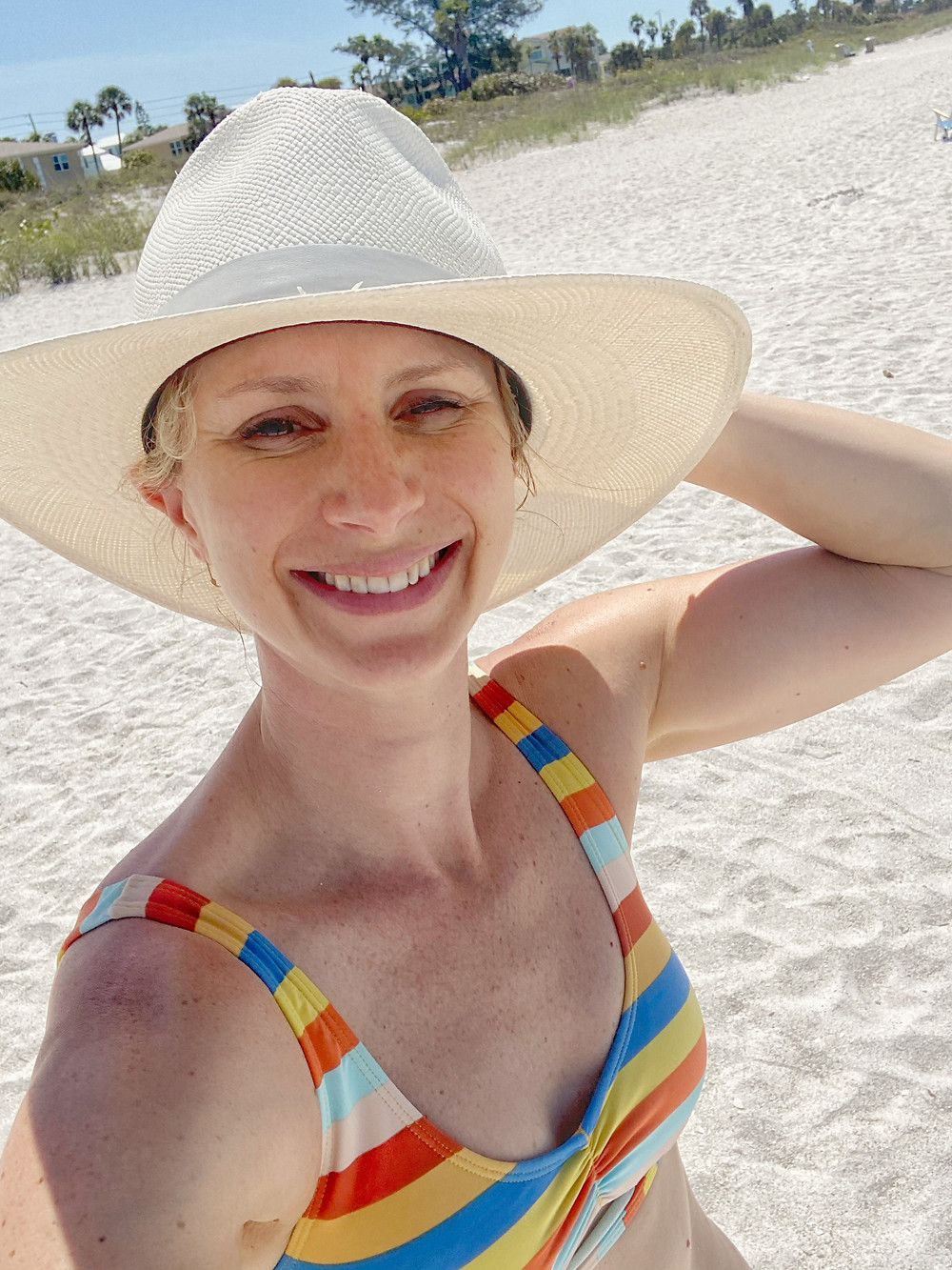 Nora Shank Nutrition talks about bad body image days