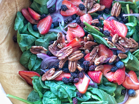 3 Weekly Salad You Need for Healthier Lunches