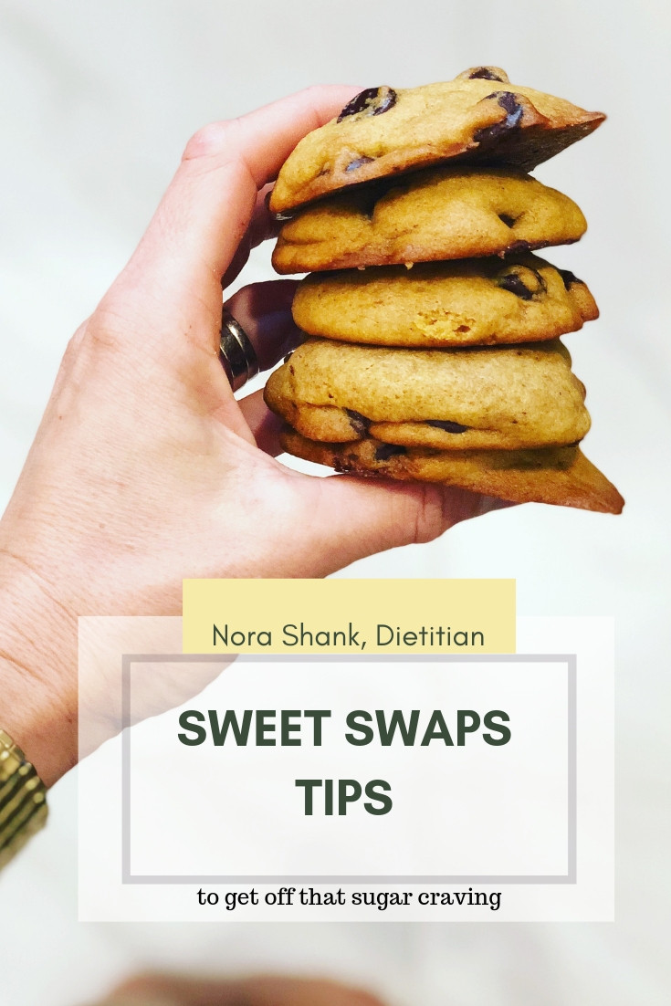 Get off that sugar craving with six sweet swaps by Nora Shank