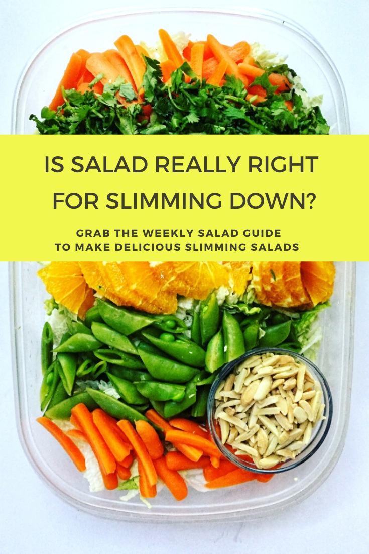 Salad, Healthy Eating Guide to making Craveable Salads