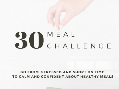 Get Great at Meal Plans (and feel like a French woman)