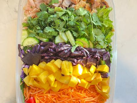 Slimming Salads for Summer Grilling