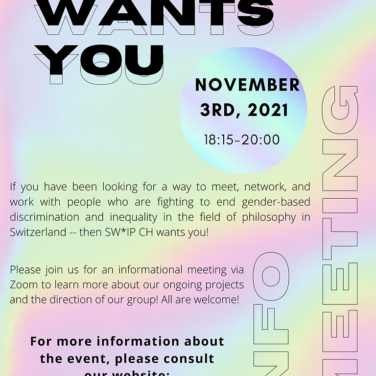 SW*IP CH Information Meeting