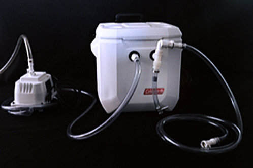 Hyperbaric Chamber Cooler