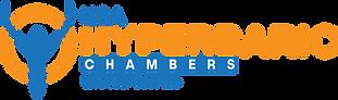 USA Hyperbaric Chambers logo wslogan.png