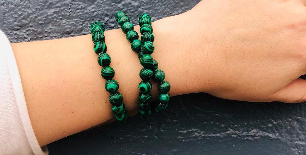 Malachite Bracelet - T3