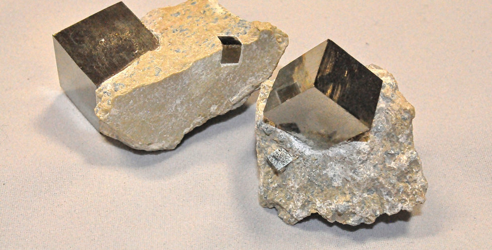 Pyrites in Stone