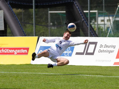 New Zealand Fistball take on the World