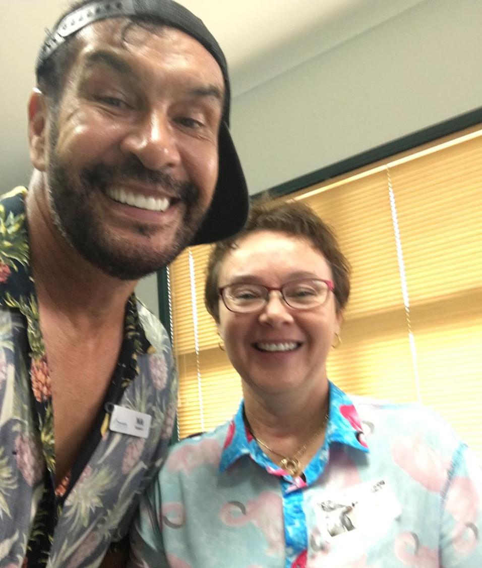 Proserpine Nursing Home Inside Out Day