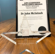AIM Leadership Excellence Awards