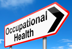 Occupational-Health sign