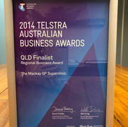 Telstra Australian Business Awards