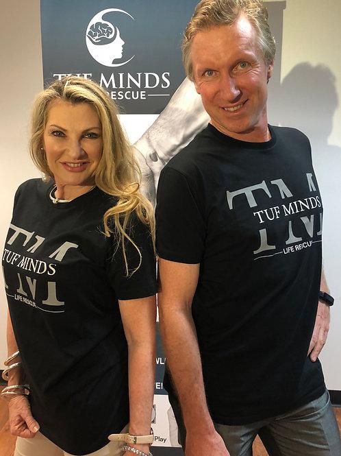 T Shirt - Modern - Black