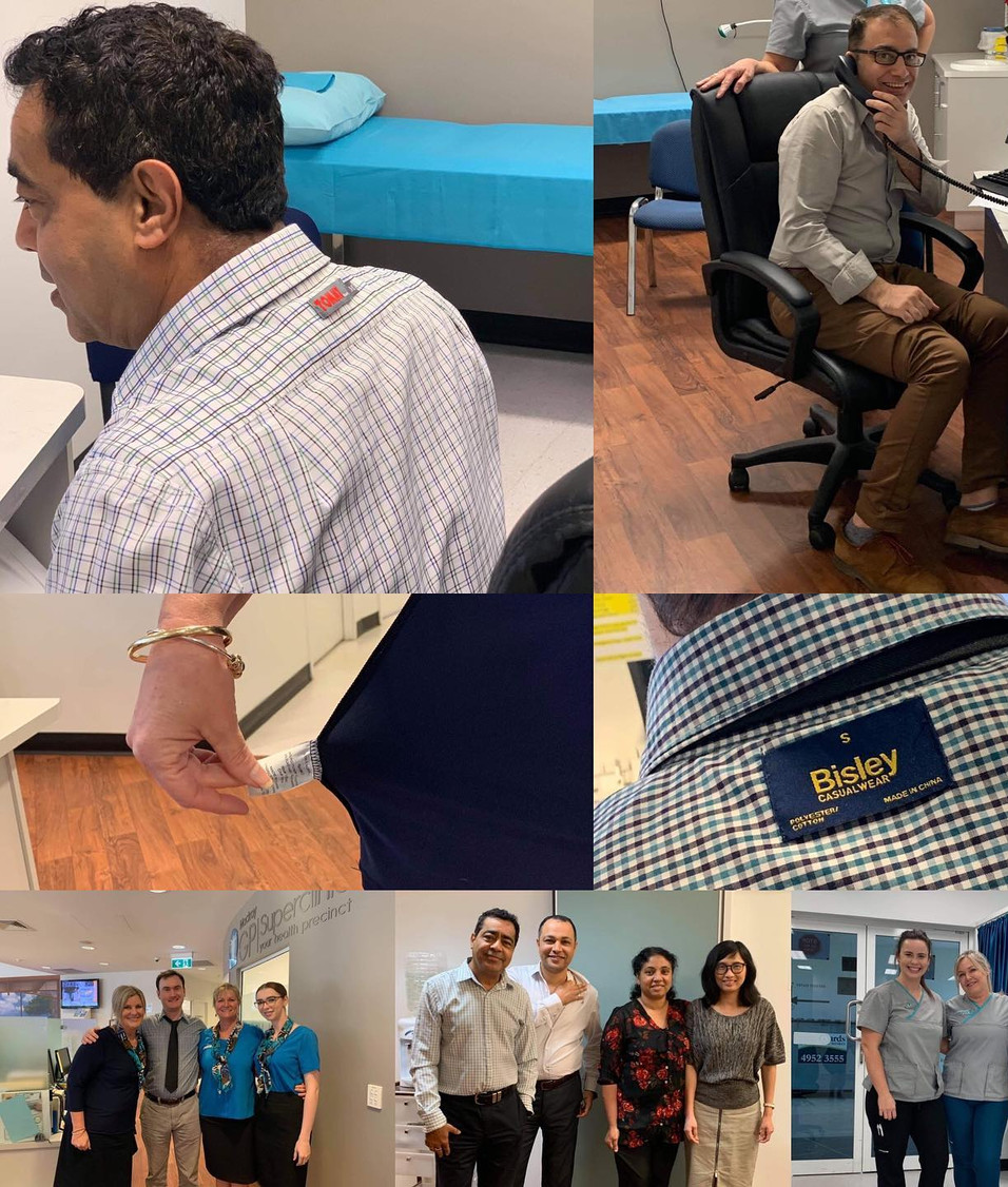 Mackay GP Superclinic Inside Out Day