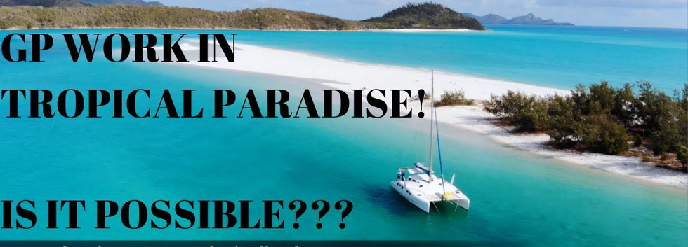 GP Dream Job in Paradise