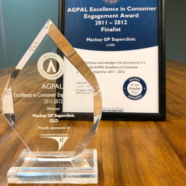 AGPAL Excellence in Consumer Engagement Award