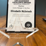 AIM Leadership Excellence Award