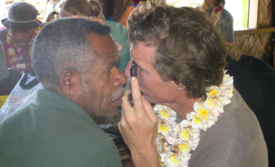 Vanuatu Aid Work