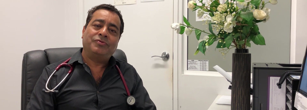 Dr Sunny Purohit