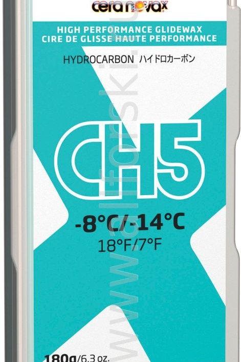 SWIX CH5X BLUE -8C / -14C 180g