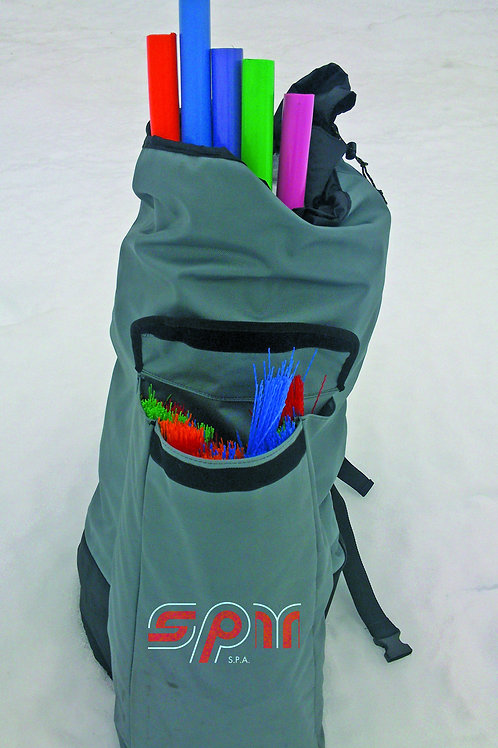 SPM Сумка для сноубордических вешек, BOYи FUNGO , доп.карман для кисточек.