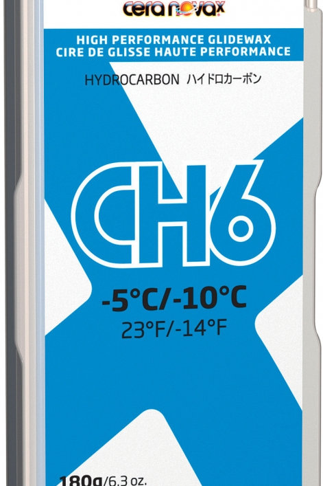SWIX CH6X BLUE -5C / -10C 180 Г