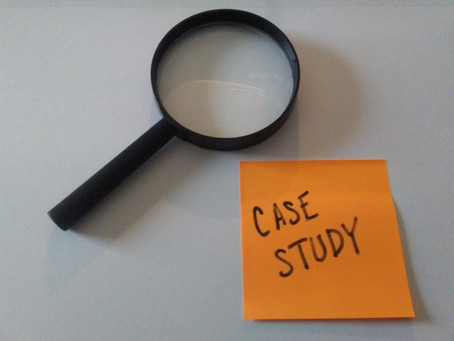 Case Studies: What's Your Story?