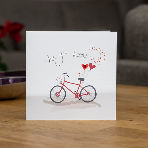 Heart Bike Design
