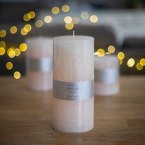 Vanilla Fragrance Church Candle - Large