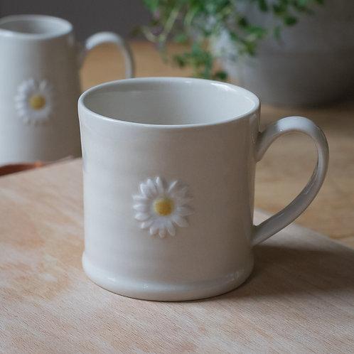 Ceramic Mini Mug - Daisy Design