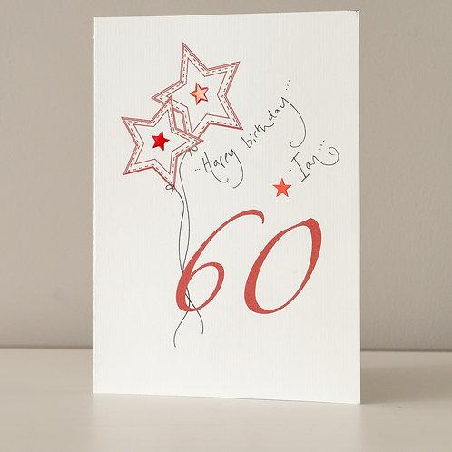 60 Red Star