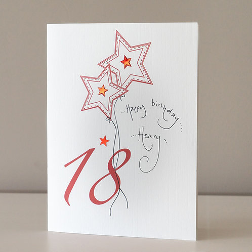 18 Red Star
