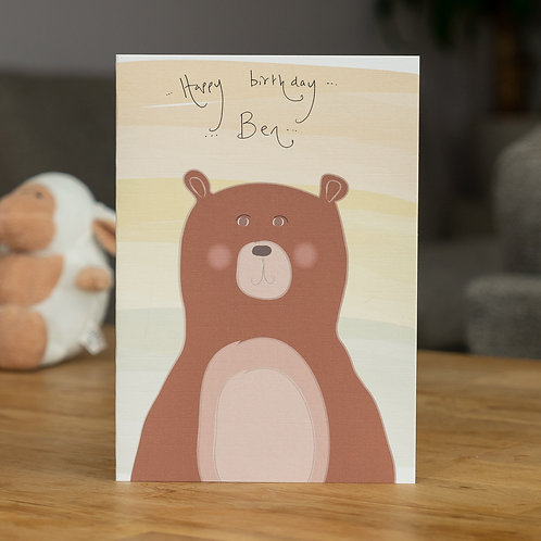 Brown Bear Design