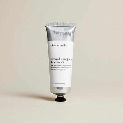 Plum & Ashby Seaweed & Samphire Hand Cream