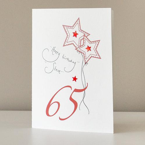 65 Red Star