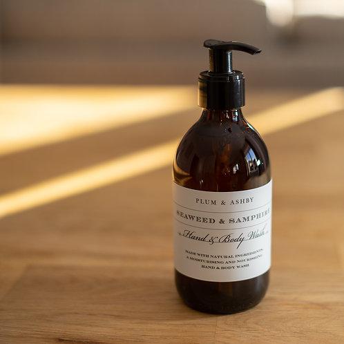 Plum & Ashby Seaweed & Samphire Hand & Body Wash