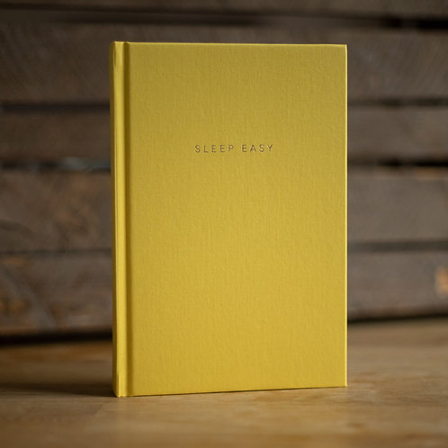 Sleep Easy - Sleep Journal by Caroline Gardner