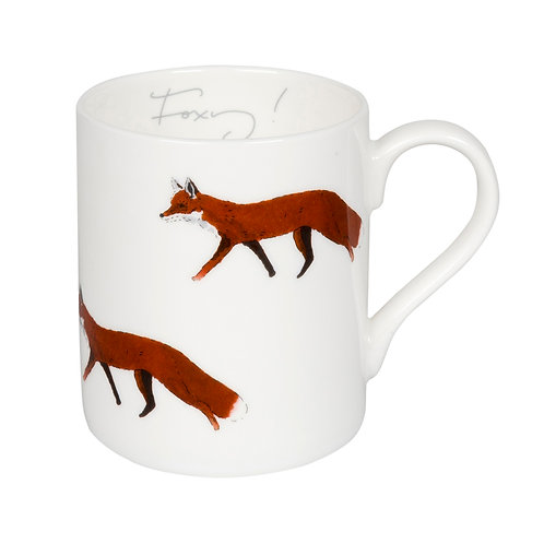 Fox Mug by Sophie Allport