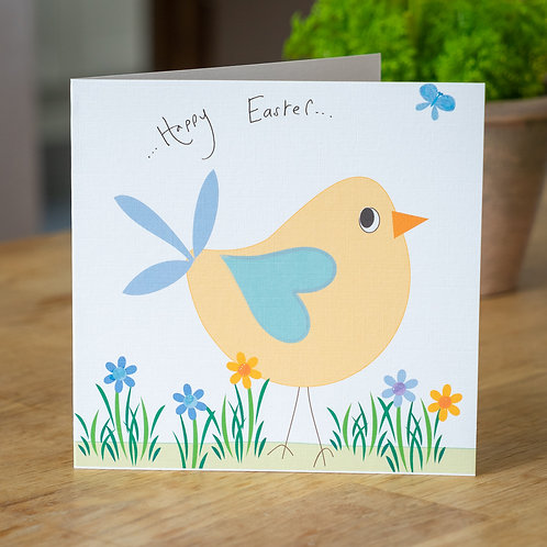 Easter Chick - Blue
