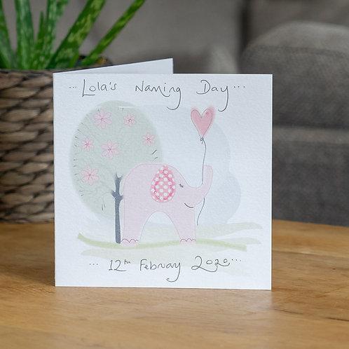 Pink Elephant Design