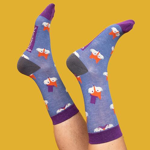 Men's Foxy Ankle Socks